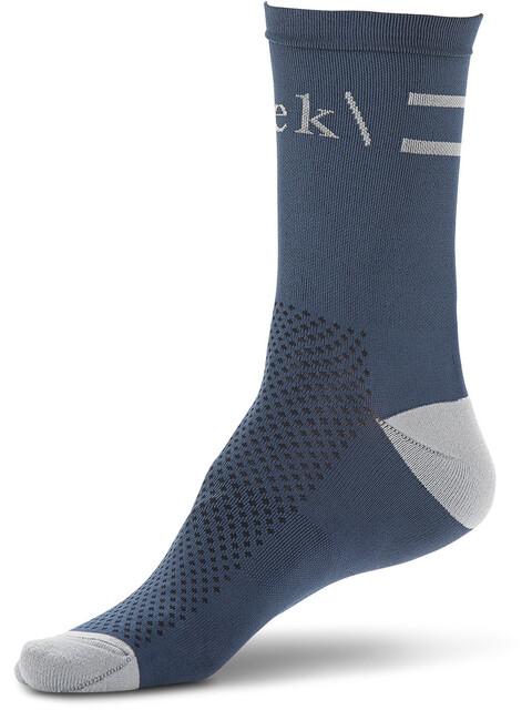 RYKE Mid Cut Socken blue